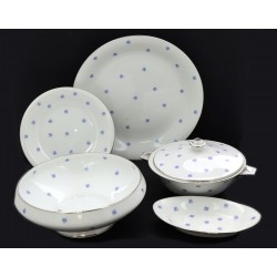 LIMOGES - Service de table en porcelaine